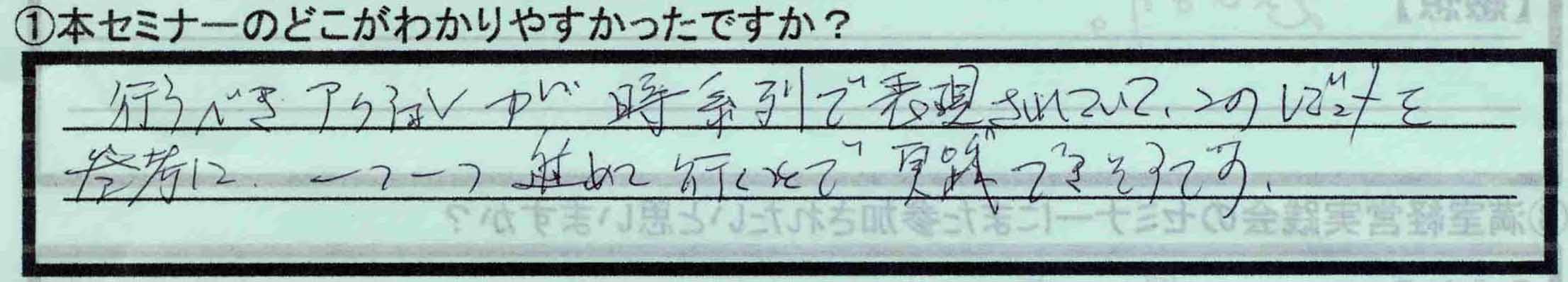 東京都S.Yさん