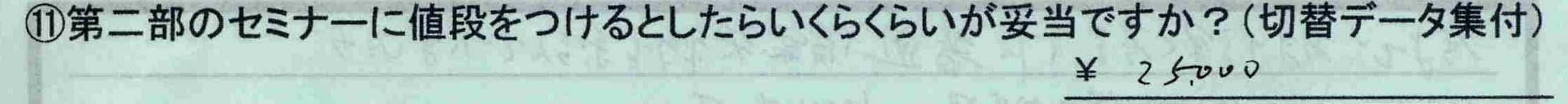 【栃木県宇都宮市】【小野智也さん】【二部価格】