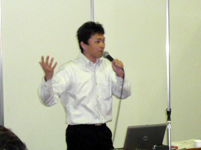 賃貸フェア2007名古屋小林講演