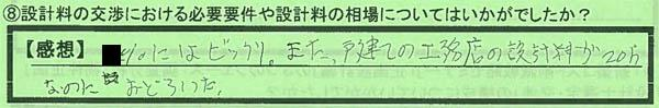 08設計料交渉_東京都世田谷区TKさん