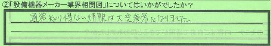 【業界相関図】吾妻群杉浦龍之介さん